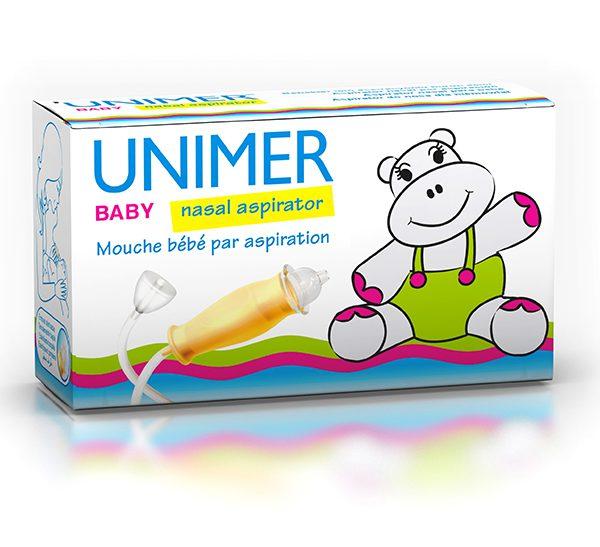Unimer Baby Nasal Aspirator L D P S A